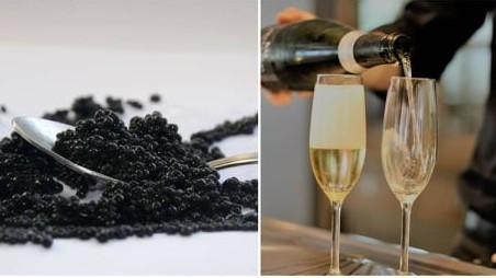 Cava & Caviar